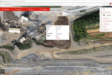 Luck Stone partners with Airware to expand UAV data processes