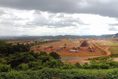15 LaseBVC conveyor belt measuring systems to history's biggest iron ore mining project