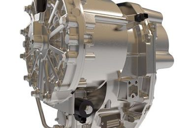 Fuel saving flywheel hybrid technology for off-highway vehicles