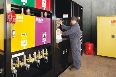 Whitmore launches satellite lubrication room for industrial sites