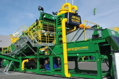McCloskey outlines its ongoing expansion program