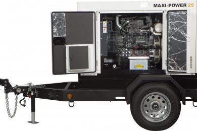 Allmand expands offering with mobile generators