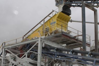 Raising crushing output with Weir full process solution