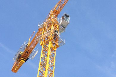 New crane heights for Mali gold mine