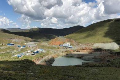 Funding of up to A$19 million for Lucapa to develop the high-value Mothae kimberlite diamond mine