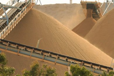 OCP signs five year phosphate port equipment deal with FLSmidth