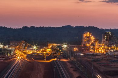 Vale implements new production management system across iron and