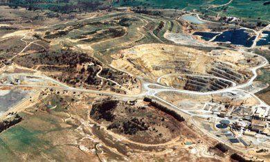 Heron starts work on Woodlawn copper-zinc development