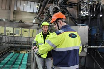 Zinkgruvan Mining signs new service agreement with Metso