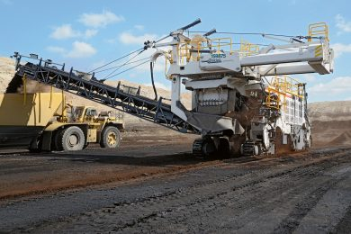 Wirtgen surface miners prove worth in Texan coal