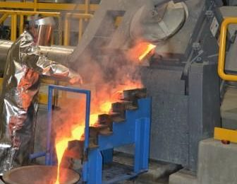 First gold pour at Brucejack, Canada's newest gold mine