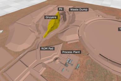 Development of Gruyere mine kick started by Gold Road and Gold Fields