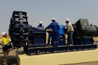 No recirculation with Krebs slurryMAX pumps