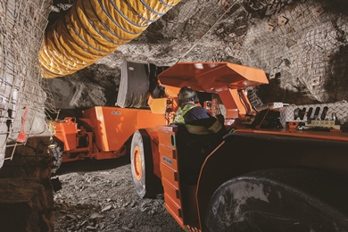 FEATURED ARTICLE – Underground Load and Haul