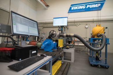 $1.75 Million lab expansion for Viking Pump
