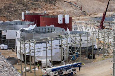 Çöpler Sulfide Expansion Project making good progress