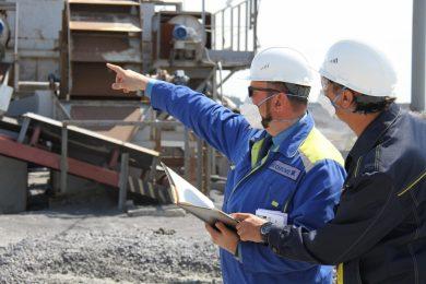 Slag processing facility to be built at the Aksu ferroalloys plant, Kazakhstan