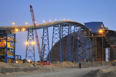 Oyu Tolgoi to install underground gearless conveyors from thyssenkrupp