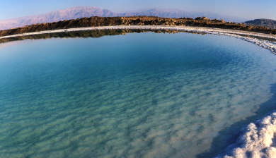 DMT explores subsoil in the Dead Sea