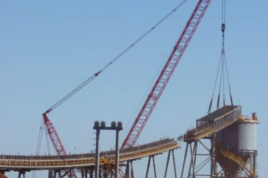 Rio Tinto's $338 million Silvergrass iron ore mine officially open