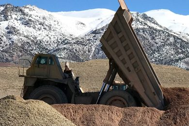 Rye Patch Gold increases haulage capacity at Florida Canyon