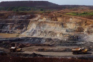 Trek Mining's positive feasibility study for the Aurizona gold mine; EPCM contract to Ausenco