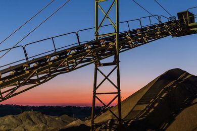 Crusher contract awarded to Metso
