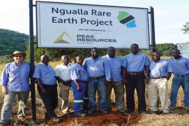 Peak Resources reports NdPr excitement in rare earths