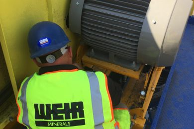 Regular crusher maintenance integral to reliability, performance and output