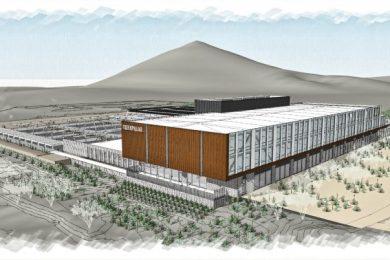 Caterpillar's new Tucson Mining Center design unveiled
