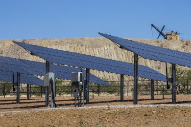 Caterpillar solar power solution for B2Gold's Otjikoto mine in Namibia
