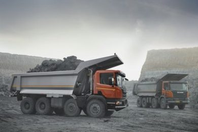 SSAB Shape helps Scania boost competitiveness in Indian mining