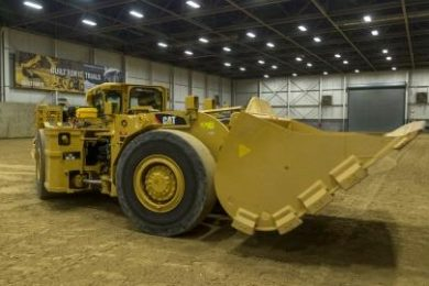 Caterpillar develops battery electric proof of concept LHD