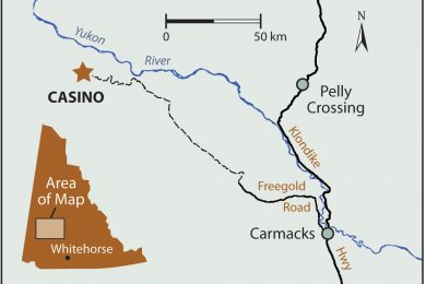 C$360-million investment to support Yukon mine development