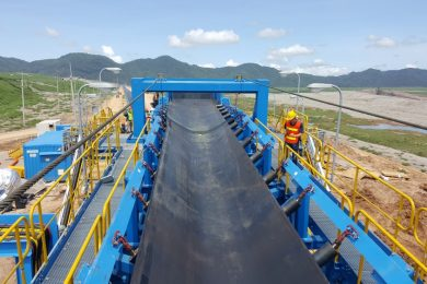 RULMECA conveyor products for Mae Moh lignite mine in Thailand