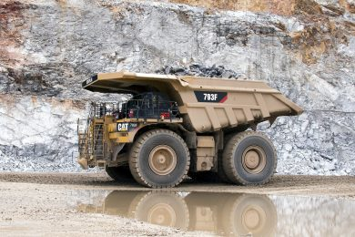 Tier 4 Final Cat 793F has proven itself in testing and trials