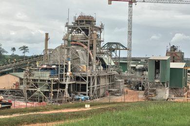 FLSmidth's new base in Ghana open for business