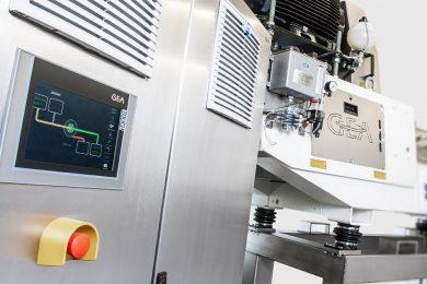 GEA IO – one control for every centrifuge