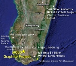 NextSource aiming to begin construction of Molo graphite by end 2017