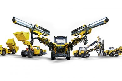 Atlas Copco reaffirms commitment to electric mining