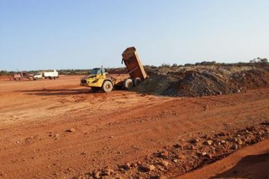 First Fortitude gold ore goes to Sunrise Dam
