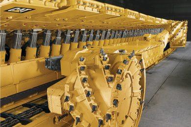 Caterpillar longwall system for Moonidih coal mine in India
