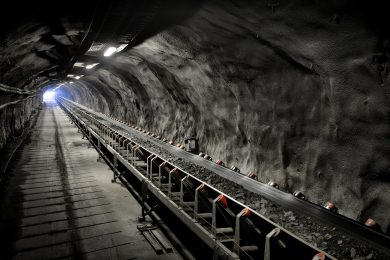 ContiTech and Vertech per tonne transported ore conveyor contract with Kiruna