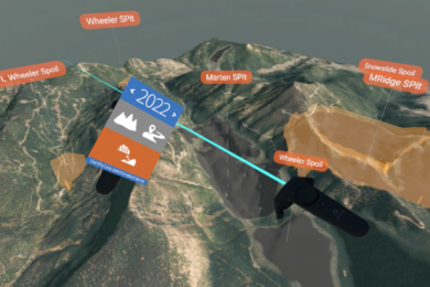 LlamaZOO showcases breakthroughs in Virtual Reality for mining at Unearthed Vancouver 2017 Hackathon