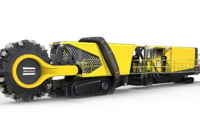 First Atlas Copco Mobile Miner 40V order to go to Hecla Lucky Friday