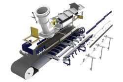 Benetech, conveyor system maintenance provides higher performance with less maintaining