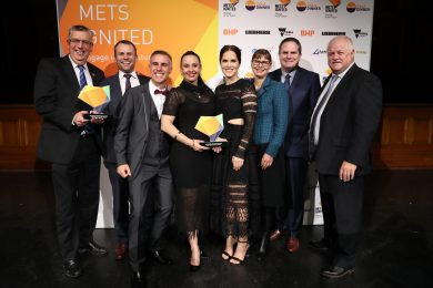 Anglo American and Commit Works win METS award