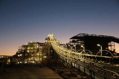 Fluor completes Debswana's Letlhakane Mine Tailings Resource Treatment Plant