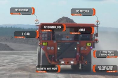 Hitachi sees Australia's mining industry as almost entirely autonomous by 2030