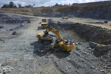 Mining fleet purchase for Avesoro's New Liberty operation in Liberia
